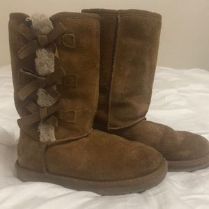 Girl's Size 1 Boots